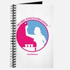 Champion pro Beer Pong Player Journal