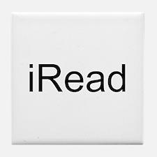 iRead Tile Coaster