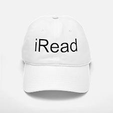 iRead Baseball Baseball Cap