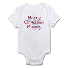 Merry Christmas Mommy With Sn Infant Bodysuit