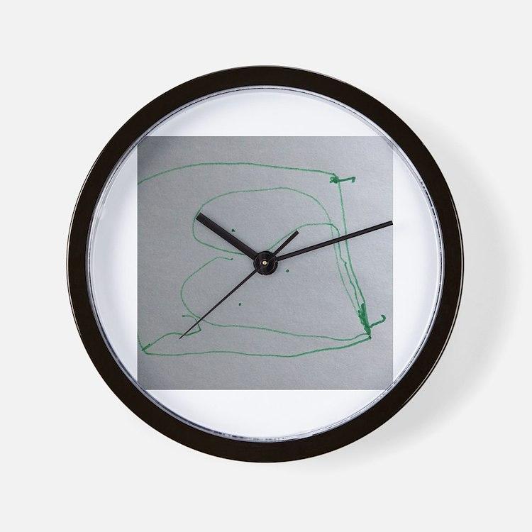 Cute Braedon Wall Clock