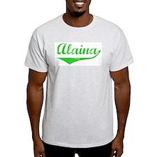 Alaina Vintage (Green) T-Shirt
