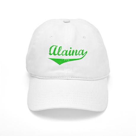 Alaina Vintage (Green) Cap