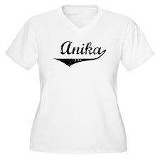 Anika Vintage (Black) T-Shirt