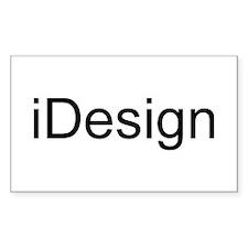 iDesign Decal