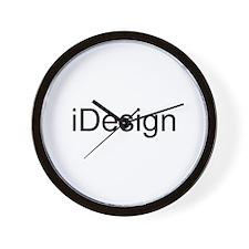 iDesign Wall Clock