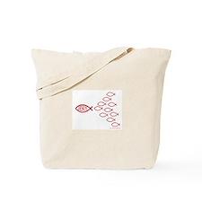 Cute Christ Tote Bag