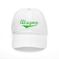 Alayna Vintage (Green) Baseball Cap