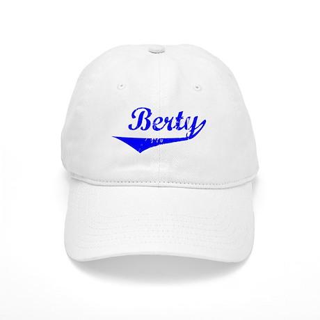 Berty Vintage (Blue) Cap
