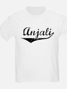 Anjali Vintage (Black) T-Shirt