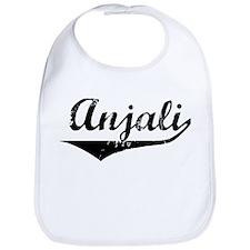 Anjali Vintage (Black) Bib