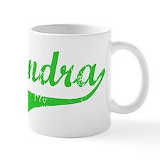 Alejandra Vintage (Green) Mug