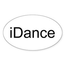 iDance Decal