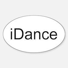 iDance Decal