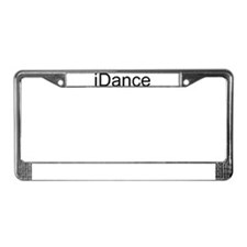 iDance License Plate Frame