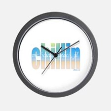 Funny Melbourne Wall Clock