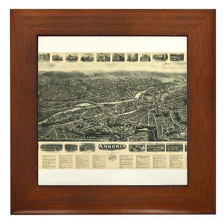Ansonia Framed Tile