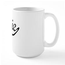 Annie Vintage (Black) Mug