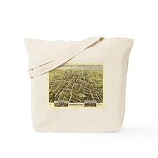 New Britain Tote Bag