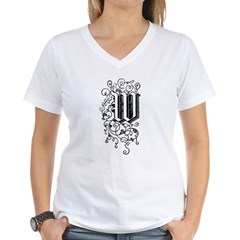 Letter W Shirt