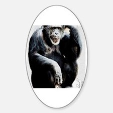 Cute Chimp Decal
