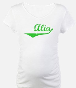 Alia Vintage (Green) Shirt