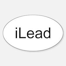 iLead Decal