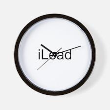 iLead Wall Clock