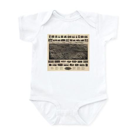Bristol, Connecticut Infant Bodysuit