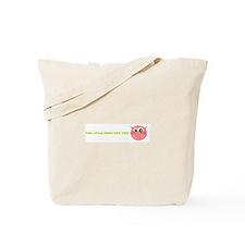This Little Piggy had Tofu Tote Bag