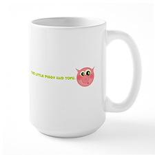 This Little Piggy had Tofu Coffee Mug
