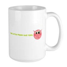 This Little Piggy had Tofu Mug