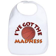 College Basketball- I've got the Madness! Bib