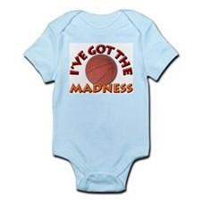 College Basketball- I've got the Madness! Infant C
