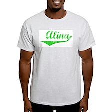 Alina Vintage (Green) T-Shirt