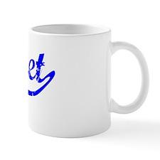 Bret Vintage (Blue) Small Mug