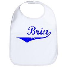Bria Vintage (Blue) Bib