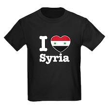 I love Syria T