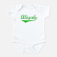 Aliyah Vintage (Green) Infant Bodysuit