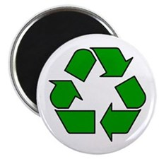 Recycling Symbol Magnet