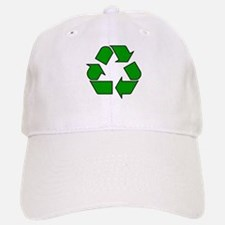 Recycling Symbol Baseball Baseball Cap