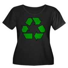 Recycling Symbol T