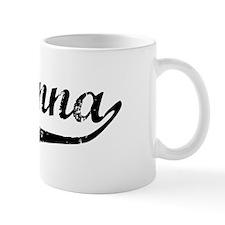 Aryanna Vintage (Black) Mug