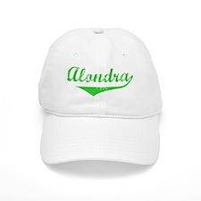 Alondra Vintage (Green) Baseball Cap