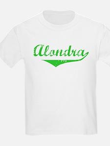 Alondra Vintage (Green) T-Shirt