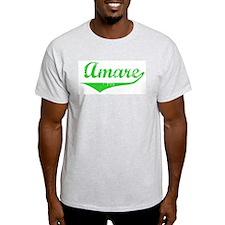 Amare Vintage (Green) T-Shirt