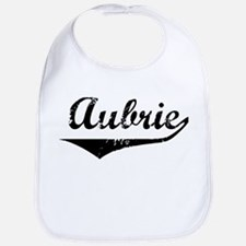 Aubrie Vintage (Black) Bib