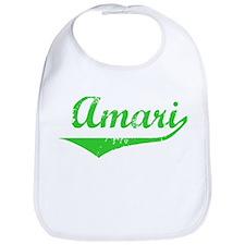 Amari Vintage (Green) Bib