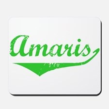 Amaris Vintage (Green) Mousepad