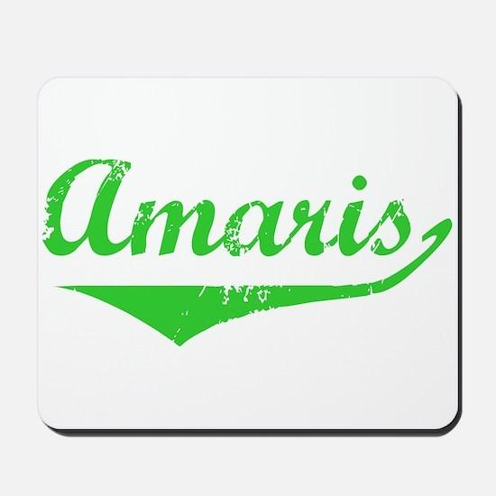 Amaris Vintage (Green) Mousepad